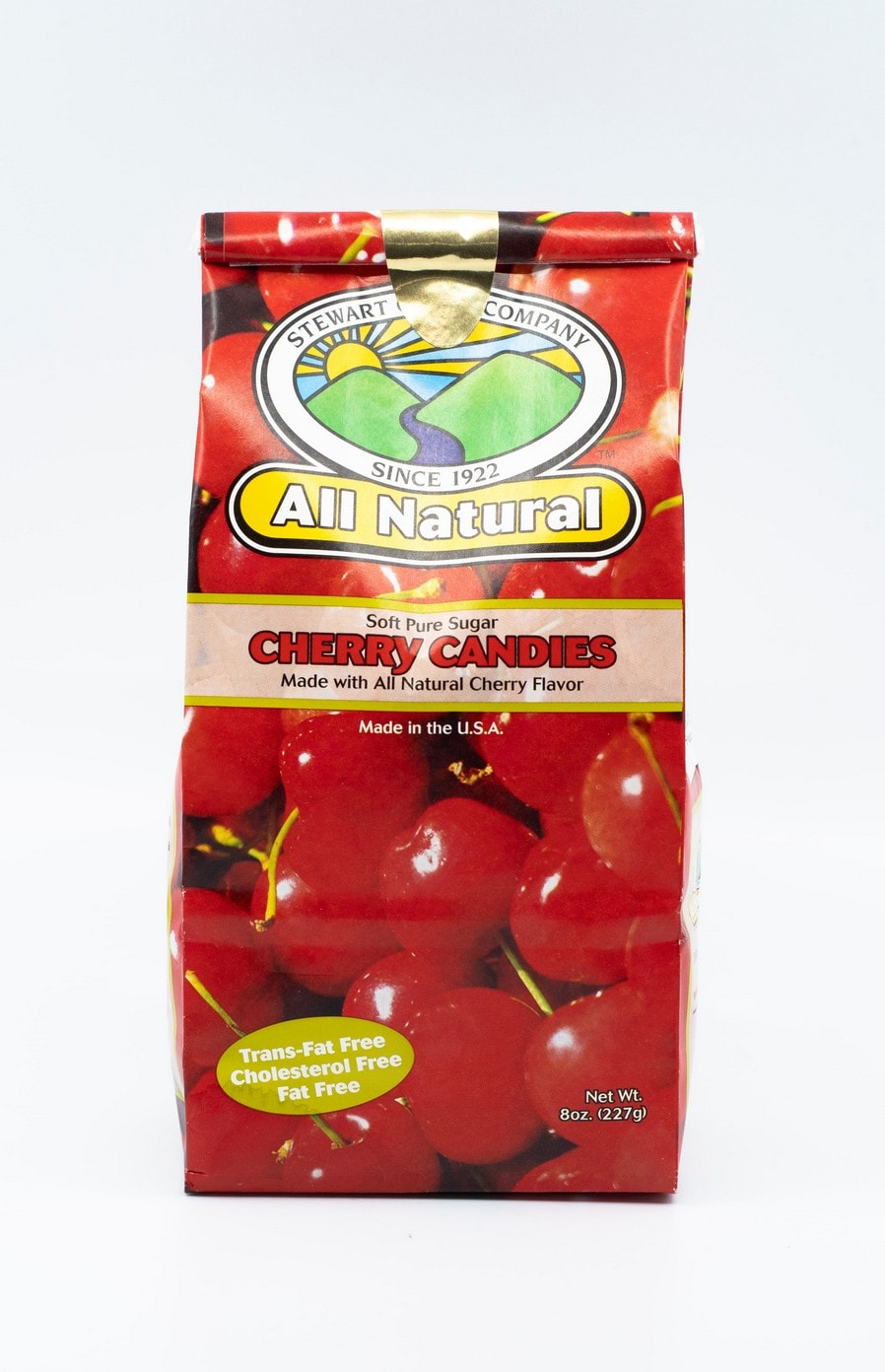 All Natural Soft Cherry 12/8oz Bags 1