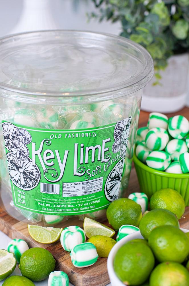 Key Lime 160ct Tub